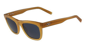 Salvatore Ferragamo SF825S 729 BUTTERSCOTCH