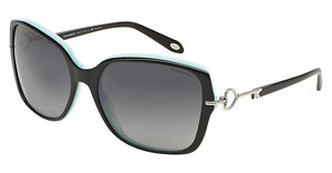Tiffany TF4101 8055T3 POLAR GREY GRADIENTBLACK/BLUE
