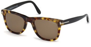 Tom Ford FT0336 55J roviexhavanna bunt