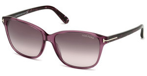Tom Ford FT0432 71T bordeaux verlaufendbordeaux