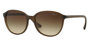 Vogue VO2939S 228013 BROWN GRADIENTTRANSPARENT LIGHT BROWN