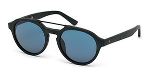 Web Eyewear WE0155 02V blauschwarz matt