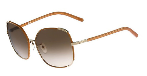 Chloé CE109SL 722 GOLD/LIGHT BROWN