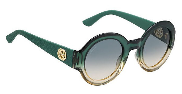 Gucci GG 3788/S LVW/IE BLUE BEIGESHD GREEN (BLUE BEIGE)