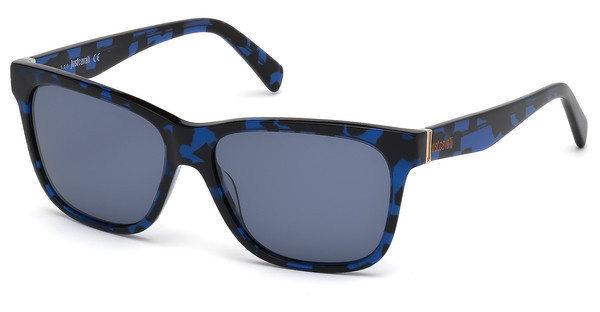 Just Cavalli JC736S 56V blauhavanna