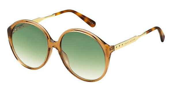Marc Jacobs MJ 613/S GQQ/NC GREEN SFBRWN GOLD (GREEN SF)