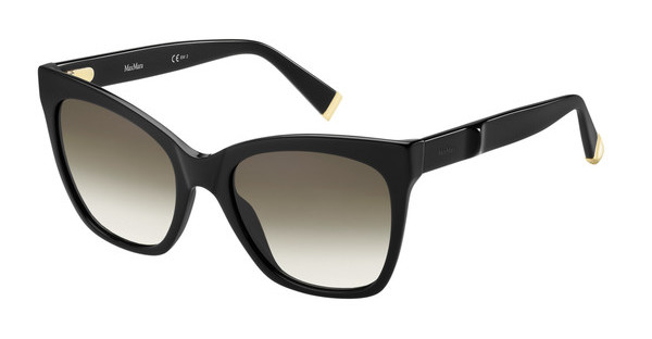 Max Mara MM MODERN IV 807/JS BROWN SFBLACK (BROWN SF)