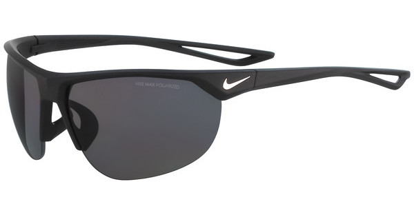 Nike   NIKE CROSS TRAINER P EV0939 001 MATTE BLACK/SILVER WITH GREY Polarized LENS