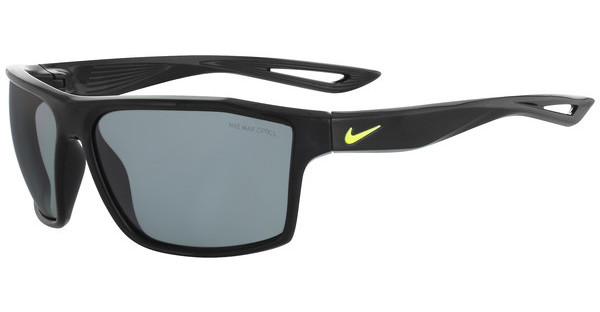 Nike NIKE LEGEND EV0940 001 BLACK/VOLT WITH GREY W/SILVER FLASH LENS