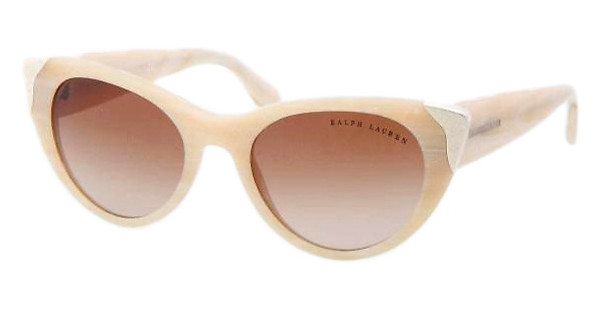 Ralph Lauren RL8112 530513 GRADIENT BROWNCREAM HORN VINTAGE EFFECT