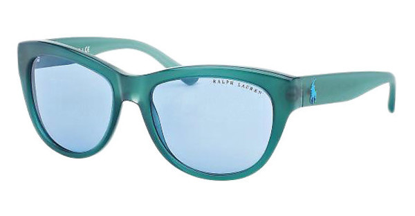 Ralph Lauren RL8122 548072 LIGHT BLUEGREEN ACQUAMARINA OPALIN
