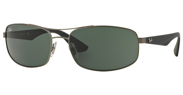 Ray-Ban RB3527 029/71 GRAY GREENMATTE GUNMETAL