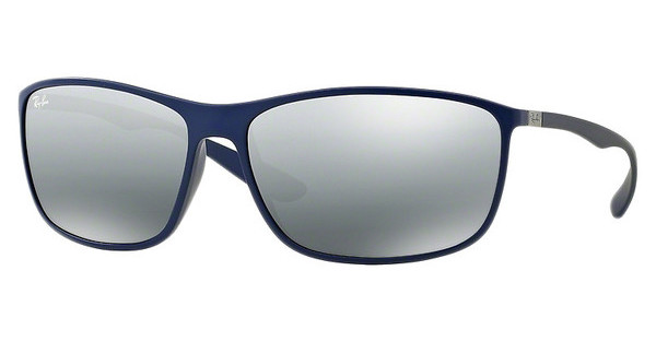 Ray-Ban RB4231 619488 GREY MIRROR SILVER GRADIENTMATTE BLUE