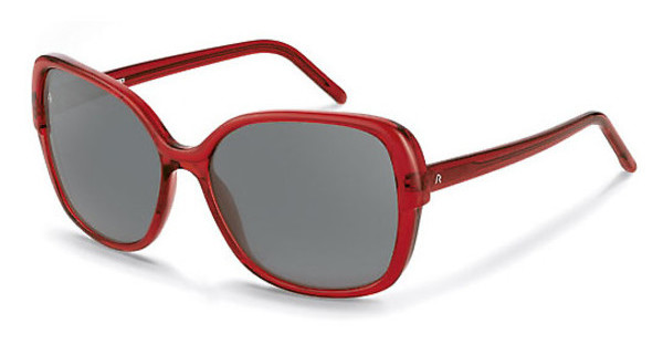Rodenstock R3255 B sun protect - smoky grey - 85 %red