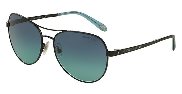 Tiffany TF3051B 60999S AZURE GRADIENT BLUEBLACK