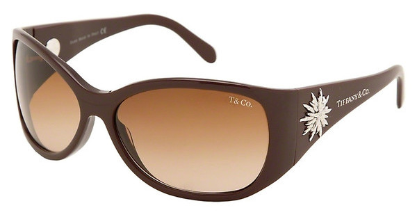 Tiffany TF4005G 80293B BROWN GRADIENTCHOCOLATE BROWN