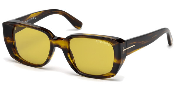 Tom Ford FT0492 41E braungelb