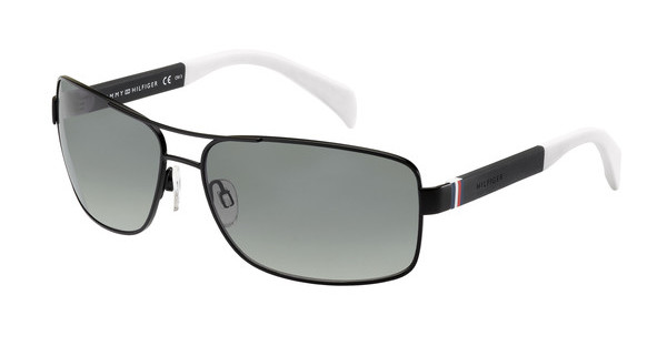 Tommy Hilfiger   TH 1258/S 4NL/WJ GREY SF PZMTBLK WHT