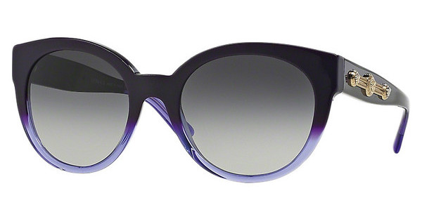 Versace VE4294 51498G GREY GRADIENTVIOLET/TRANSPARENT VIOLET