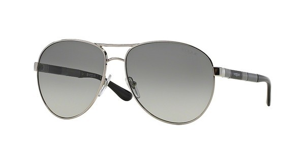 Vogue VO3977S 323/11 GRAY GRADIENTSILVER