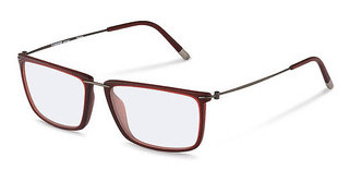 Rodenstock R7071 D dark red, gunmetal